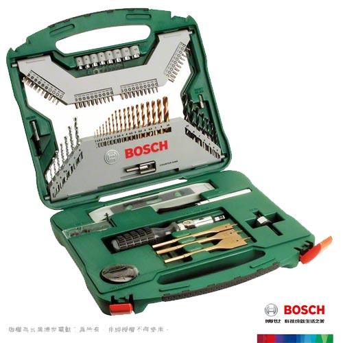BOSCH X-line鍍鈦100件套裝組