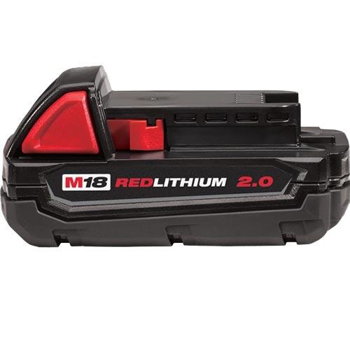 Milwaukee米沃奇 18V鋰電電池 2.0AH