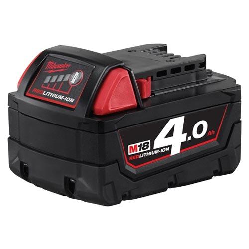 Milwaukee米沃奇 18V鋰電電池 4.0AH