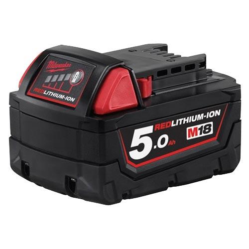 Milwaukee米沃奇 18V鋰電電池 5.0AH