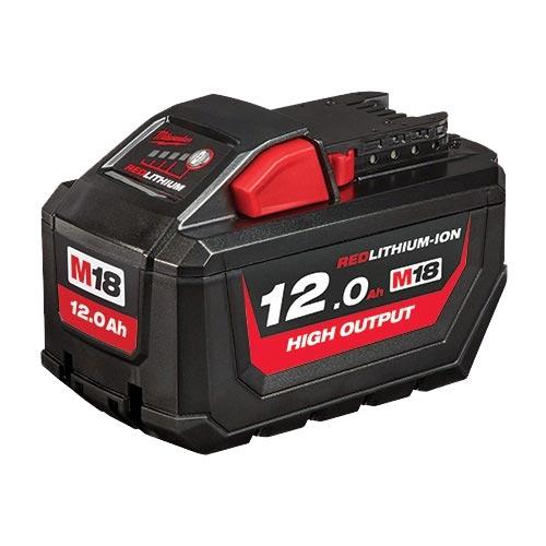 Milwaukee米沃奇 18V鋰電電池 12.0AH
