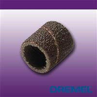 Dremel 432 1/2吋 12.7mm 砂布套 120G (6入)