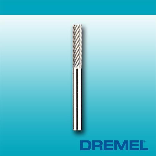 Dremel 9901  1/8吋 3.2mm 直型碳化鎢滾磨刀