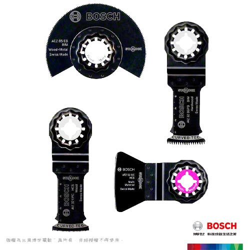 BOSCH 魔切機地板/安裝配件組