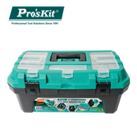 Pro'sKit 寶工  SB-1418  加强型多功能雙層工具箱