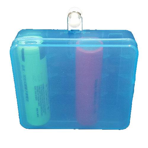 電池收納盒18650x4顆 或 123Ax8顆