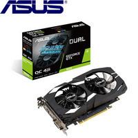 ASUS華碩 GeForce DUAL-GTX1650-O4G 顯示卡
