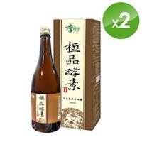 李時珍 極品酵素-冬蟲夏草菌絲體 2瓶組