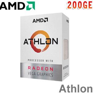 AMD超微 Athlon 200GE 處理器