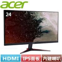 Acer宏碁 VG240Y 24型 IPS極速電競螢幕
