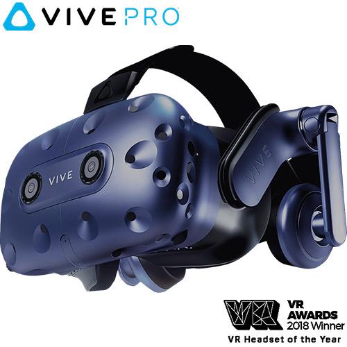 HTC VIVE PRO 頭戴式顯示器