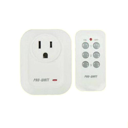 1對1無線遙控插座 1200W BH9907U
