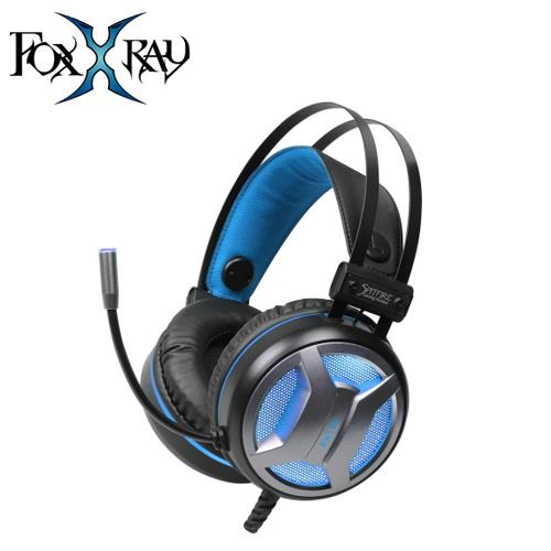 FOXXRAY 狐鐳 噴火響狐 USB 電競耳機麥克風 FXR-SAV-09