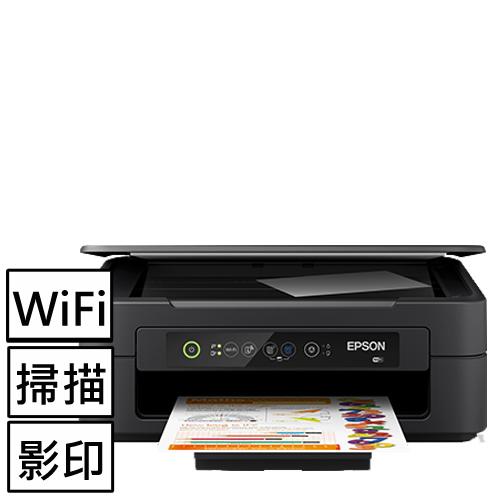 Epson XP-2101 三合一Wi-Fi雲端超值複合機