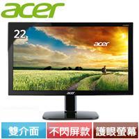 Acer 宏碁 KA220HQ BI 22型 節能寬螢幕