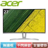 Acer 宏碁 ED273 A 27型 VA曲面電競螢幕