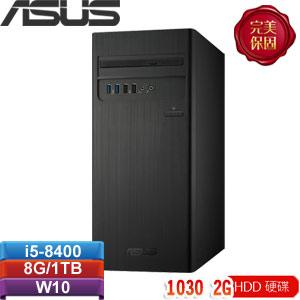 ASUS華碩H-S340MC-I58400031T 桌上型電腦