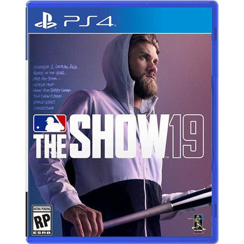 【客訂】PS4 遊戲《MLB美國職棒大聯盟19》英文版