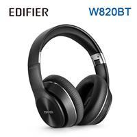 Edifier 漫步者 W820BT全罩式藍牙耳機 黑
