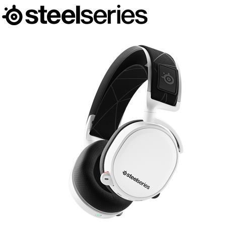 SteelSeries 賽睿 Arctis 7 無線耳機麥克風 白 2019