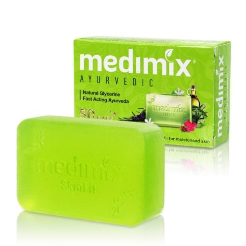 印度 Medimix 綠寶石美肌皂-寶貝Glycerine 1入