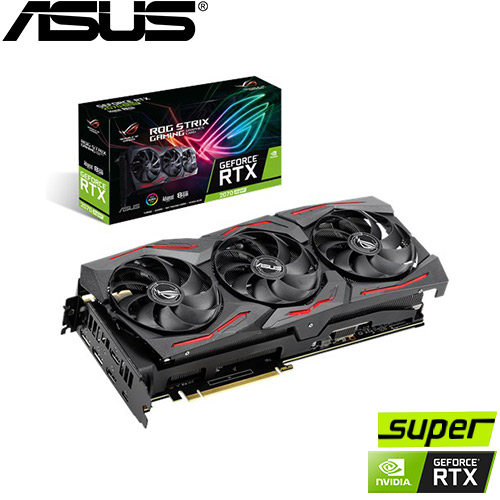 ASUS華碩 GeForce ROG-STRIX-RTX2070S-A8G-GAMING 顯示卡
