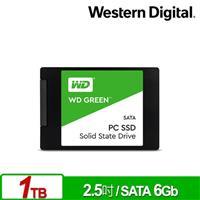 WD SSD 1TB 2.5吋固態硬碟(綠標)