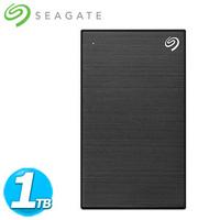 Seagate希捷 Backup Plus Slim 2.5吋 1TB 極夜黑(STHN1000400)