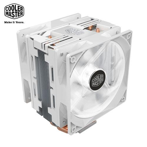 Cooler Master Hyper 212 LED Turbo 熱導管CPU散熱器 白色版
