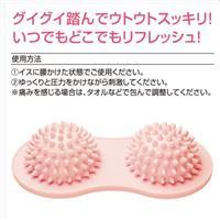 日本【alphax】舒壓按摩神器-腳底按摩球