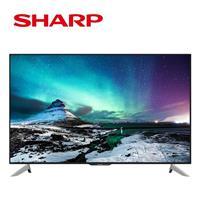 【福利品A+】 SHARP 50型4K聯網LED電視  LC-50UA6800T
