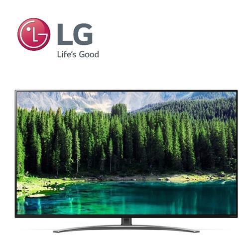 LG 55型奈米4K聯網LED液晶電視  55SM8600PWA