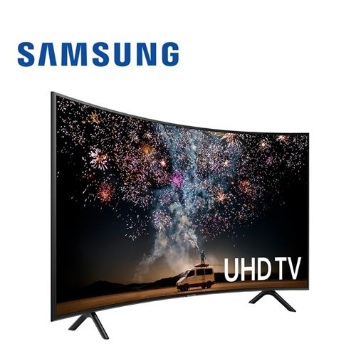 SAMSUNG 65型智慧型UHD曲面液晶電視 UA65RU7300WXZW