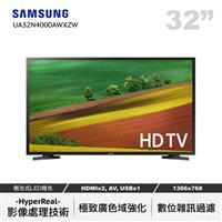 SAMSUNG 32型LED液晶電視  UA32N4000AWXZW