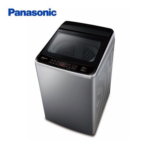 Panasonic 15KG溫泡洗變頻洗衣機-鏽  NA-V150GBS-S