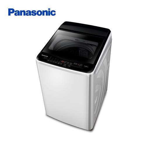 Panasonic 11KG直立式洗衣機 NA-110EB-W