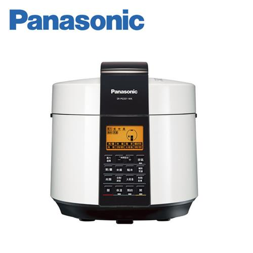 Panasonic 5L微電腦壓力鍋 SR-PG501