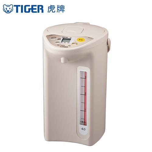 虎牌4段4L溫控熱水瓶  PDR-S40R-CU