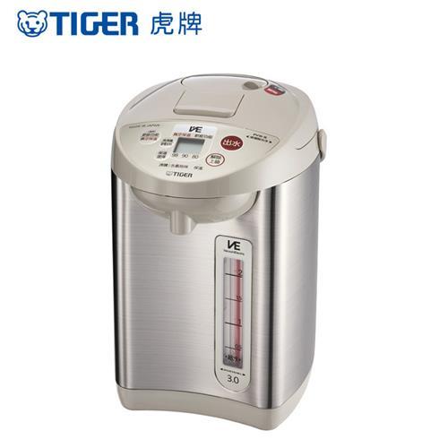 虎牌3LVE節能省電熱水瓶  PVWB30R