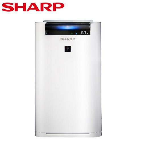 SHARP 14坪水活力空氣清淨  KCJH60TW