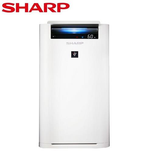 【福利品A】 SHARP 12坪水活力空氣清淨機  KCJH50TW