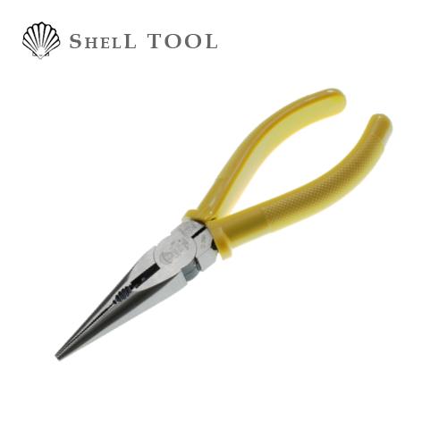 SHELL貝印 6吋電工尖嘴鉗ST-216H 日本製