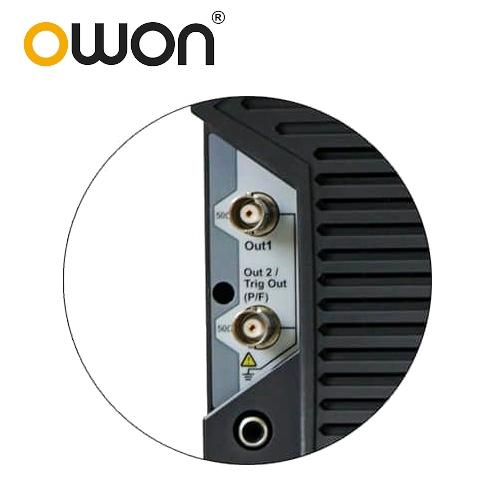 OWON XDS數位示波器擴充單通道任意波形信號產生器 XDS-AG-25M