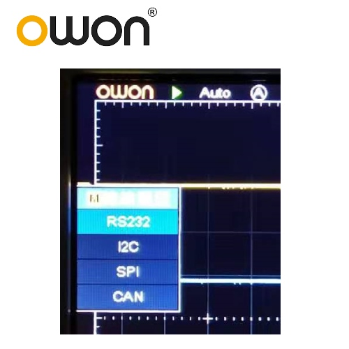 OWON  XDS數位示波器四合一解碼擴充介面 XDS-DECODE