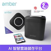 Amber 酷存 2TB 個人雲端儲存系統