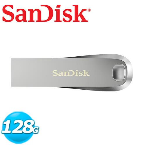 SANDISK CZ74 Ultra Luxe USB 3.1 128G 隨身碟