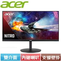 Acer宏碁 XF272U P 27型 無邊框電競螢幕