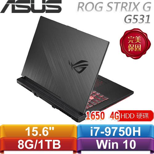 ASUS華碩 ROG STRIX G G531GT-G-0041C9750H 15.6吋電競筆電
