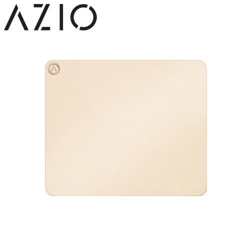 AZIO RETRO CLASSIC 義大利手工牛皮滑鼠墊(方形)裸膚色