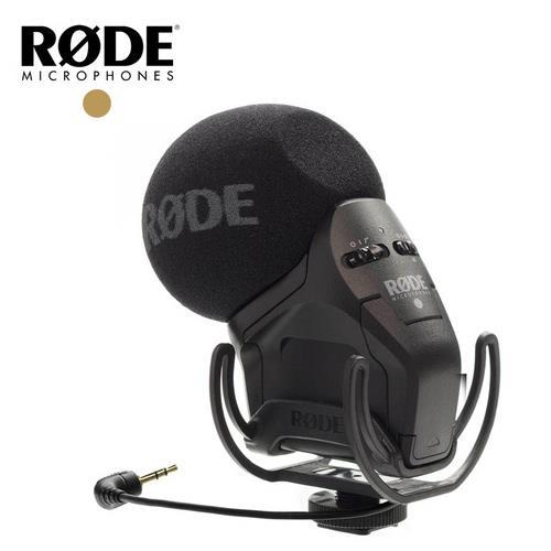RODE 立體聲機頂麥克風 SVMPR【公司貨】